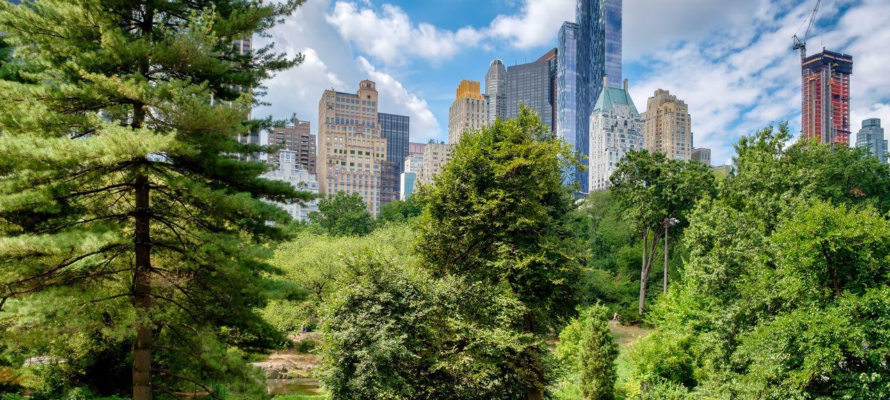 Central Park South, New York, New York, Vereinigte Staaten
