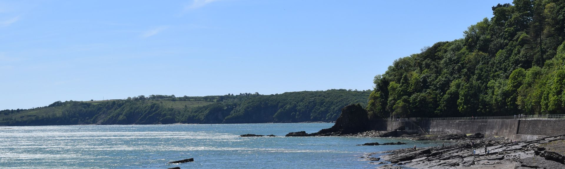 Stackpole, Pembrokeshire, UK
