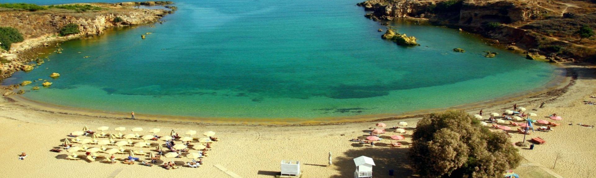Makris Tichos, Chania, Kreta, Grecja