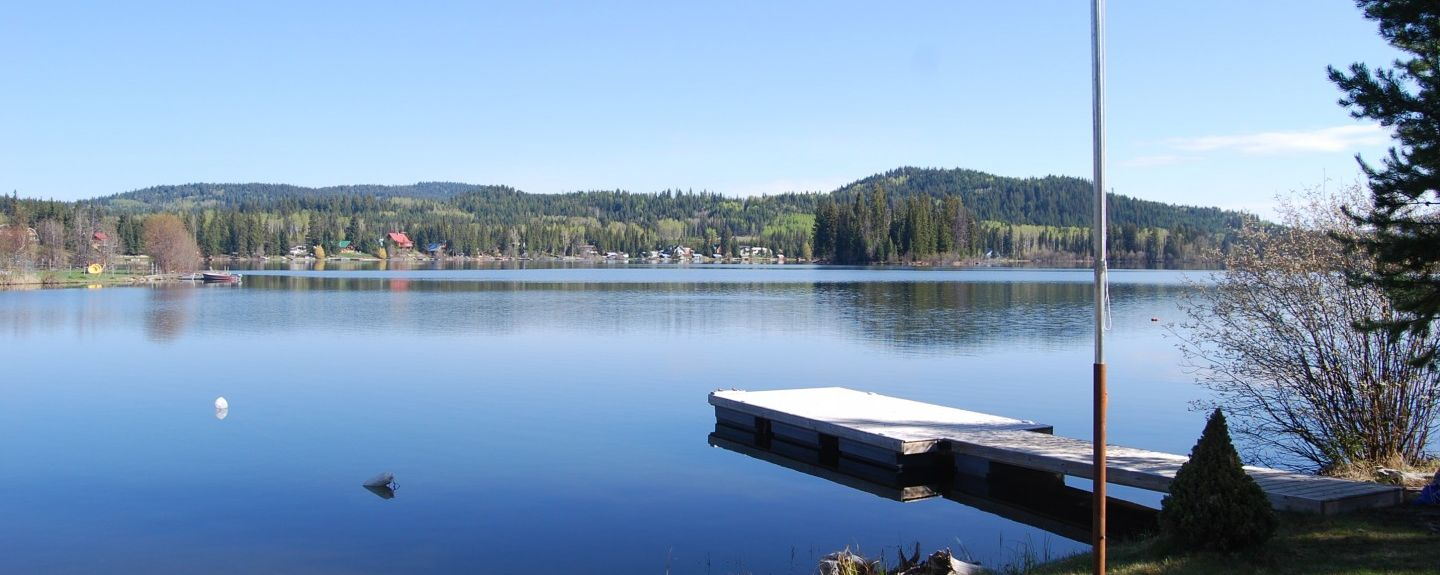 Ruth Lake Provincial Park, Forest Grove, British Columbia, Canada