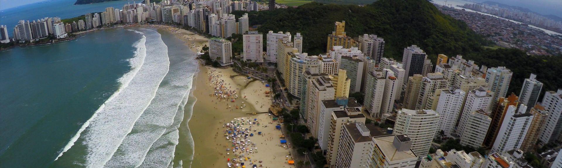 Guarujá, Santos, São Paulo, Brazil