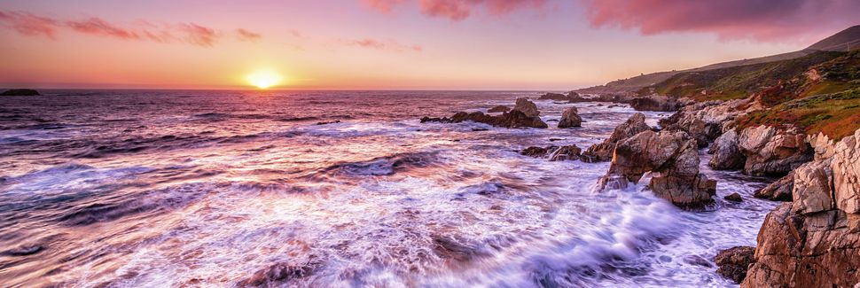 North Coast, CA, USA