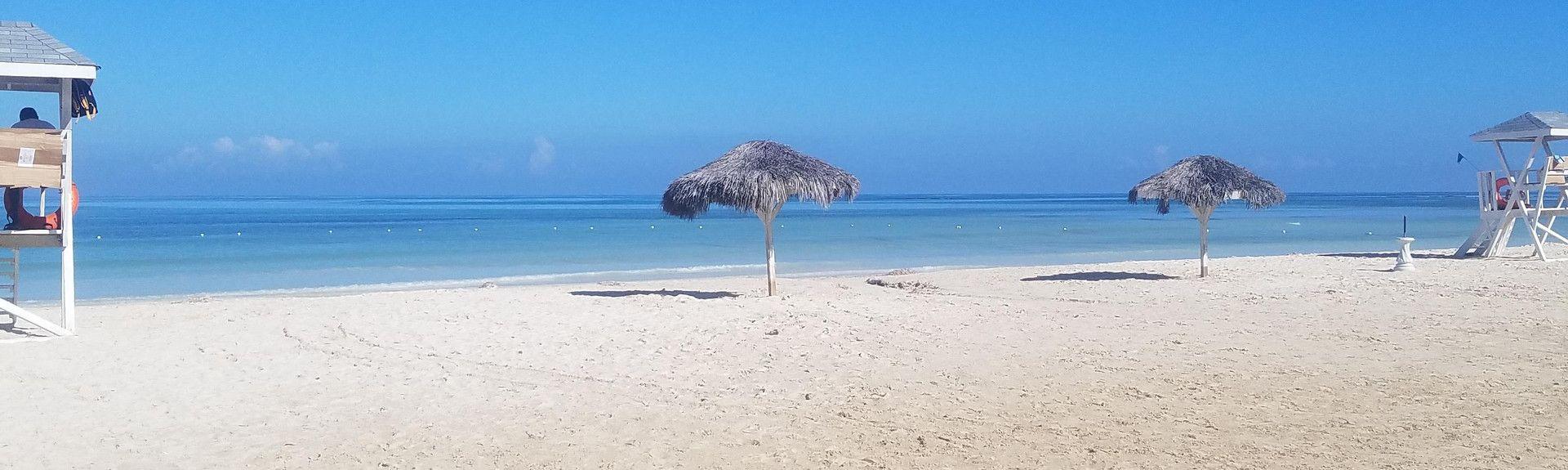 Doctor's Cave Beach, Montego Bay, Saint James, Jamaica