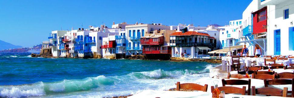 Mýkonos, Egeanmeren saaret, Kreikka