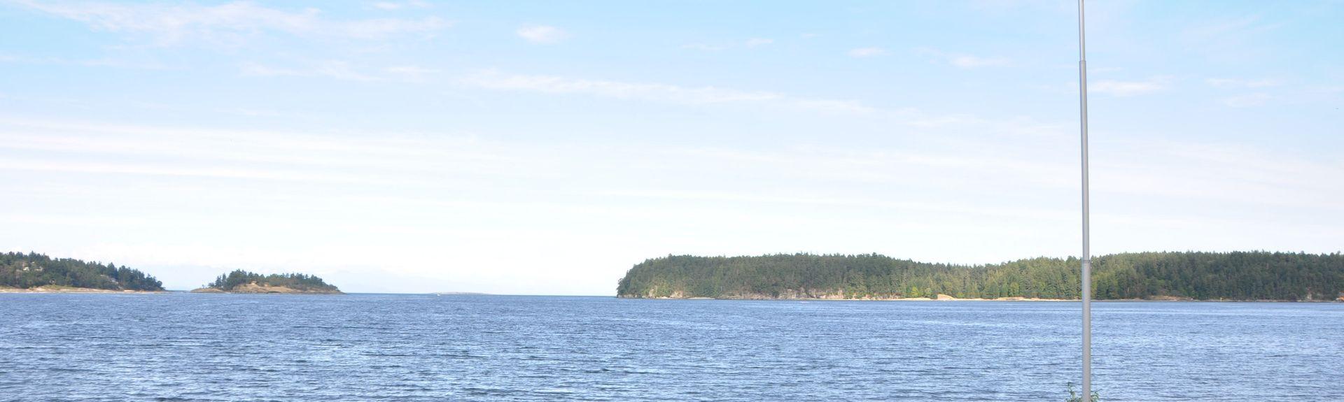 Arbutus Grove Provincial Park, Nanoose Bay, British Columbia, Canada