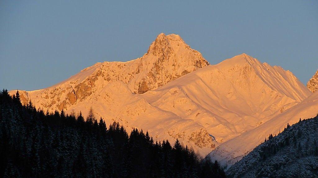 St. Christoph am Arlbergin laskettelukeskus, Sankt Anton, Tiroli, Itävalta