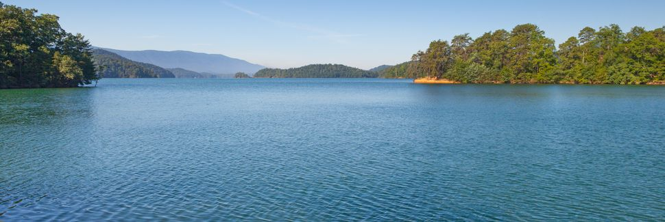 South Holston Lake, Bristol, TN, USA