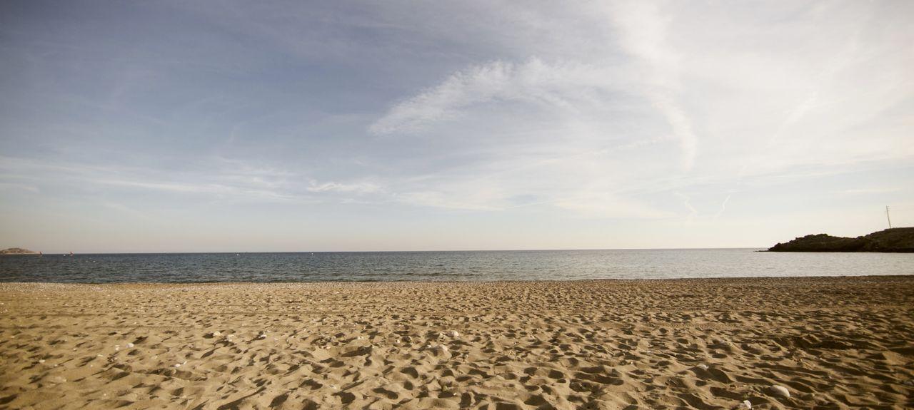 Lindos Beach, Lindos, Aegean, Greece