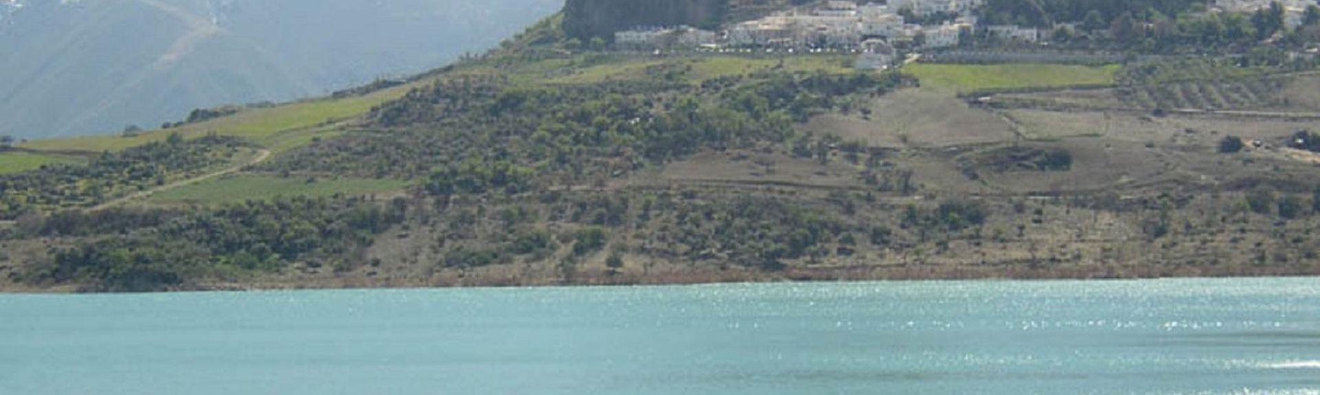 Alpandeire, Andalusië, Spanje