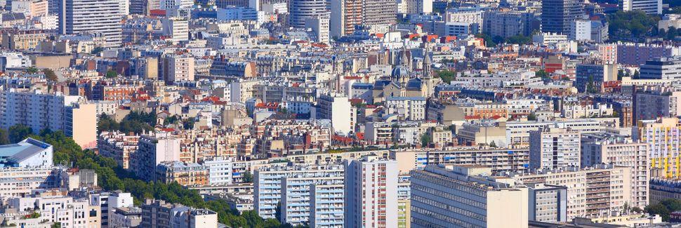 Paris fjortonde arrondissement, Paris, Île-de-France, Frankrike
