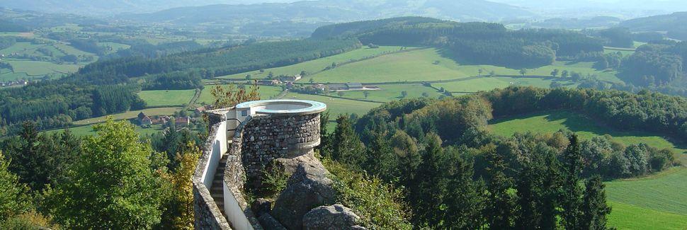 Matour, Bourgogne-Franche-Comté, France