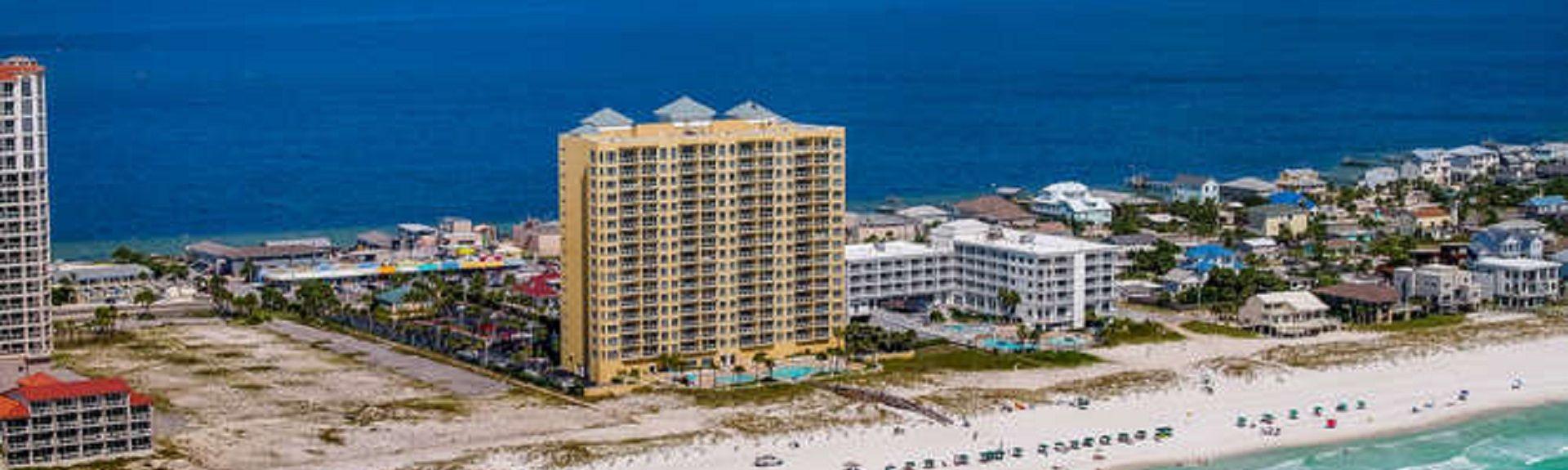 Emerald Isle Resort Condominiums, Pensacola Beach, Florida, United States of America