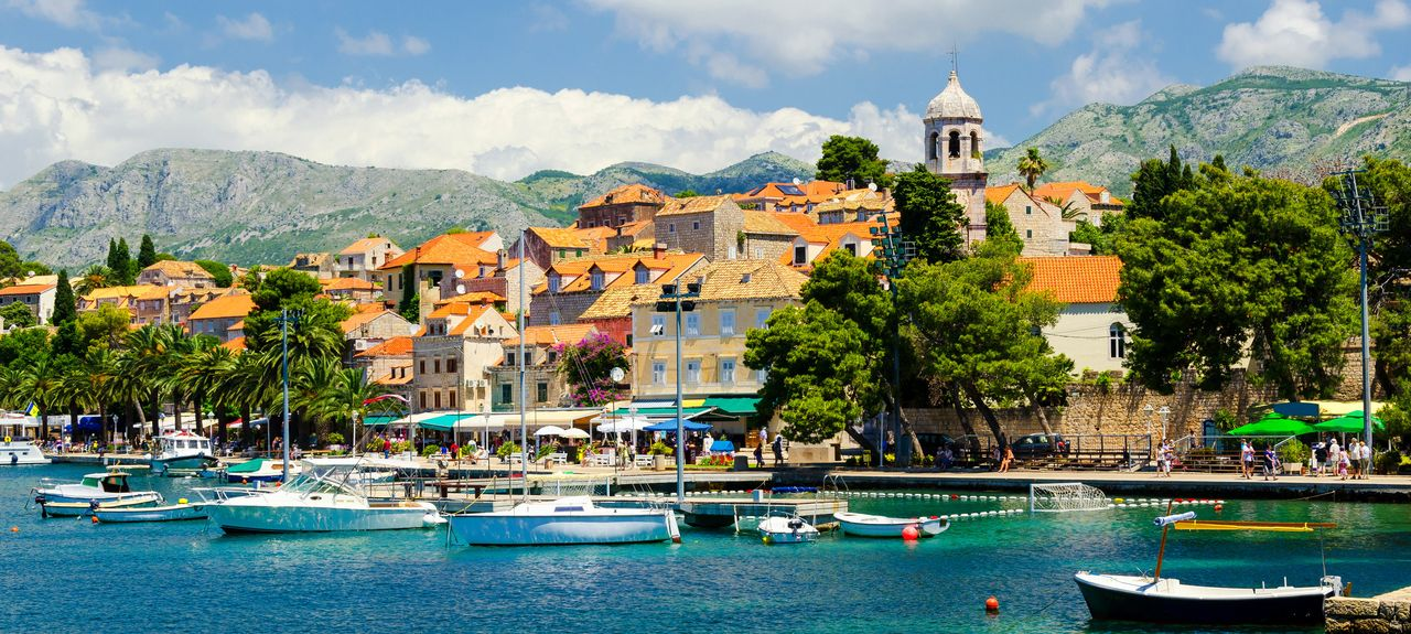 Cavtat, Dubrovnik-Neretva County, Croatia