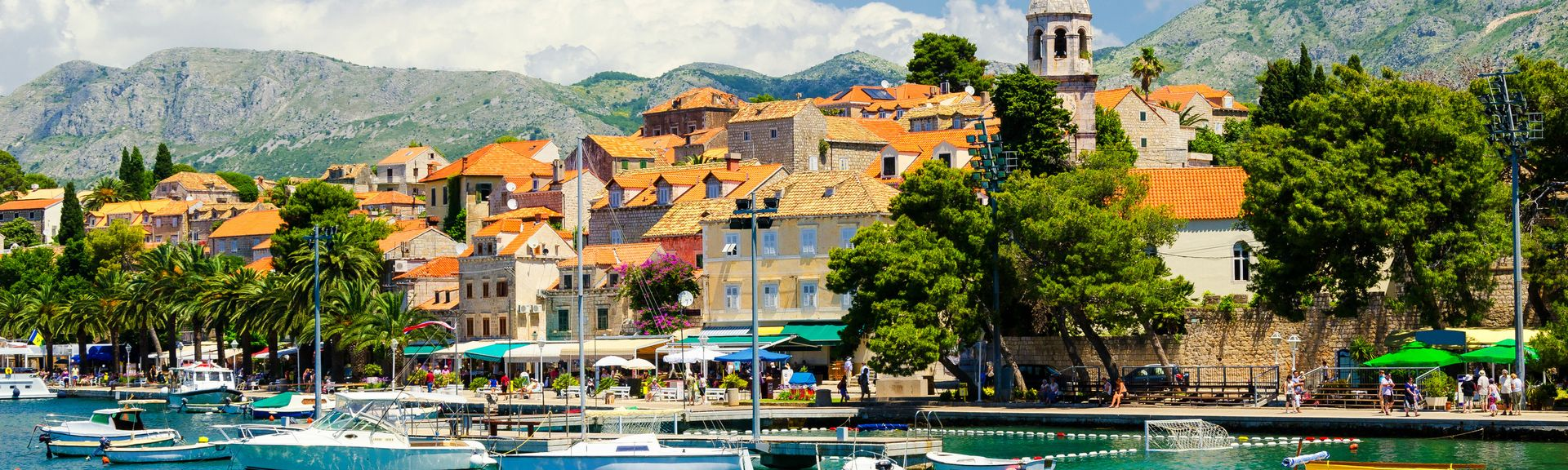 Cavtat, Dubrovnik-Neretva, Kroatia