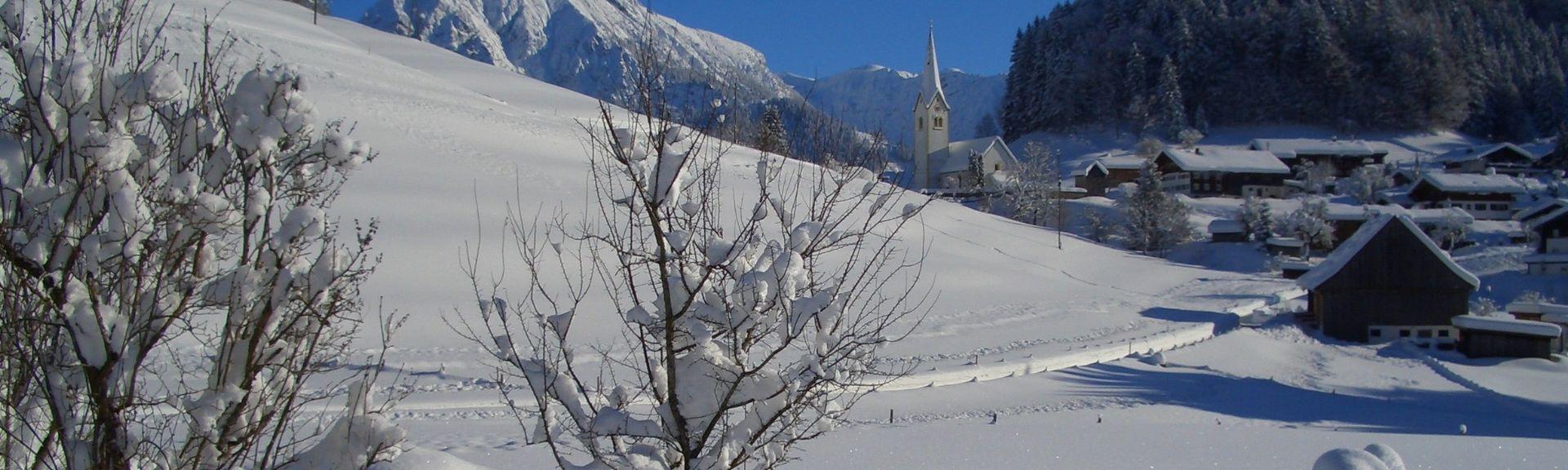 Tiefenbach, Oberstdorf, Bayern, Deutschland