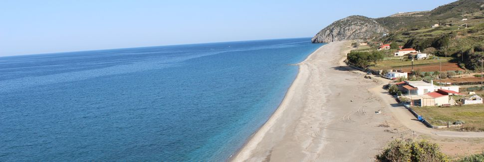 Amarynthos Beach, Thessalia Sterea Ellada, Greece
