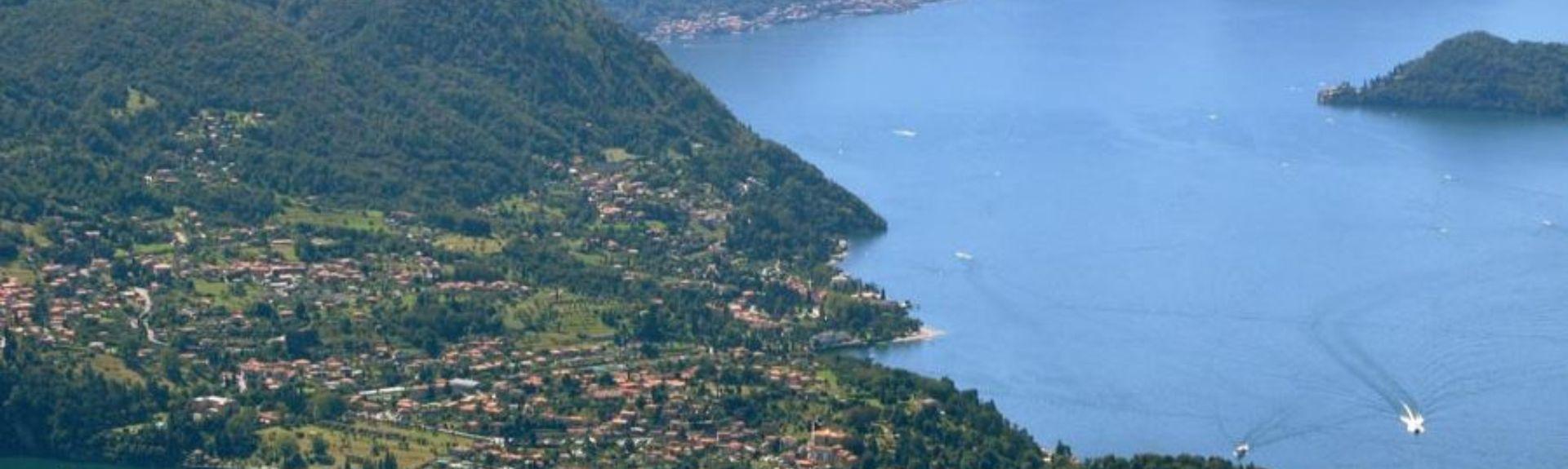 Moltrasio, Lombardije, Italië