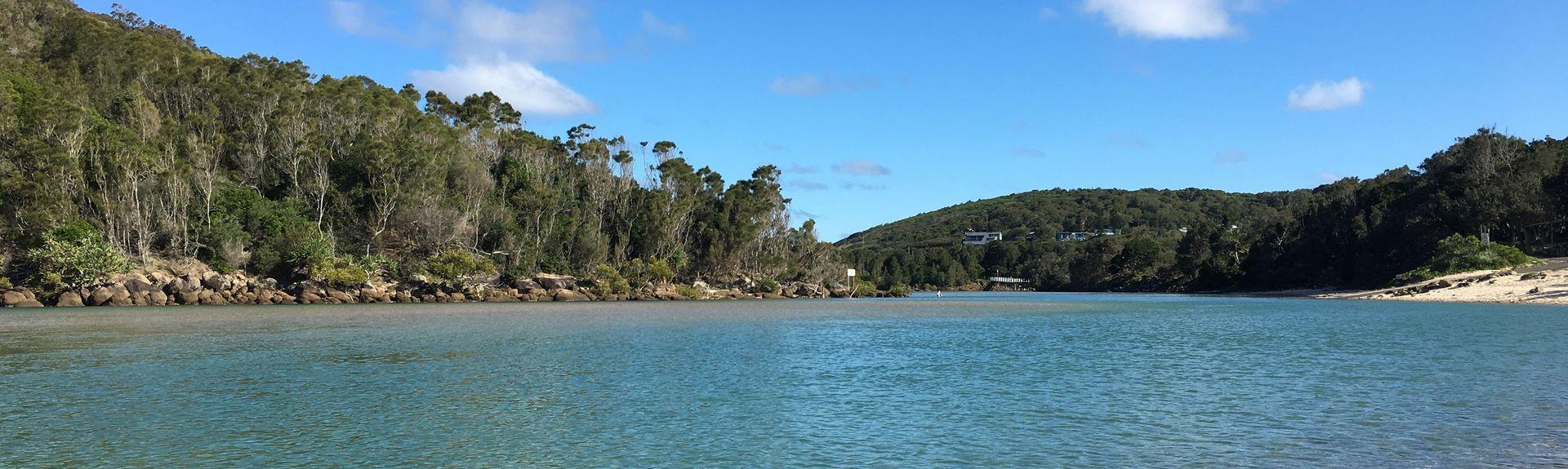 Brighton Park, South West Rocks, New South Wales, Australia