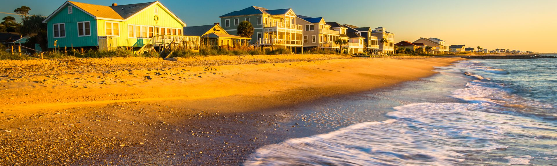 Edisto Island, South Carolina, USA