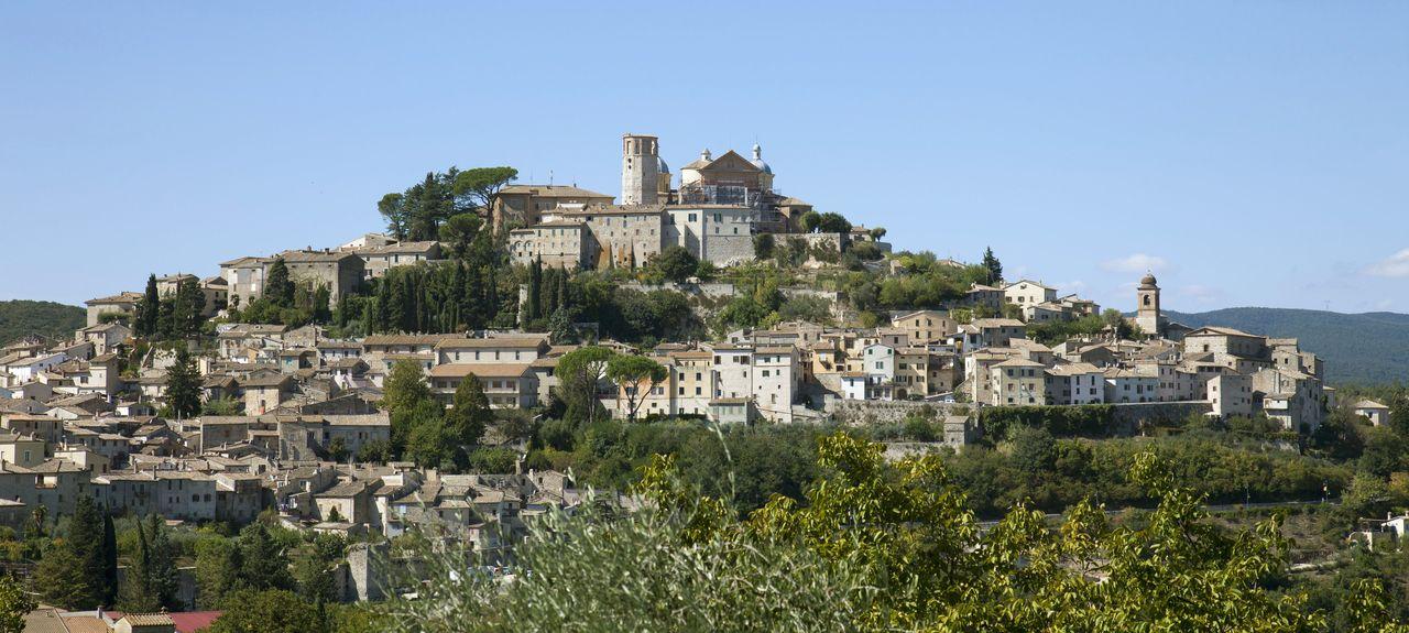 Amelia, Terni, Umbria, Italy