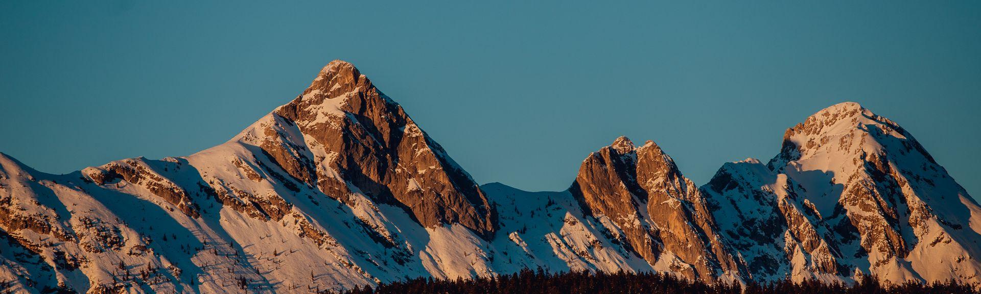 Seefeld Ski Area, Tyrol, Austria