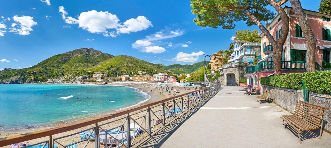 Levanto, Liguria, Italia