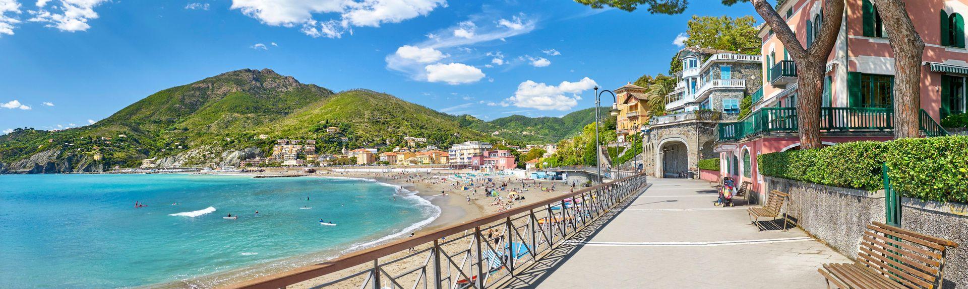 Levanto, Liguria, Italy