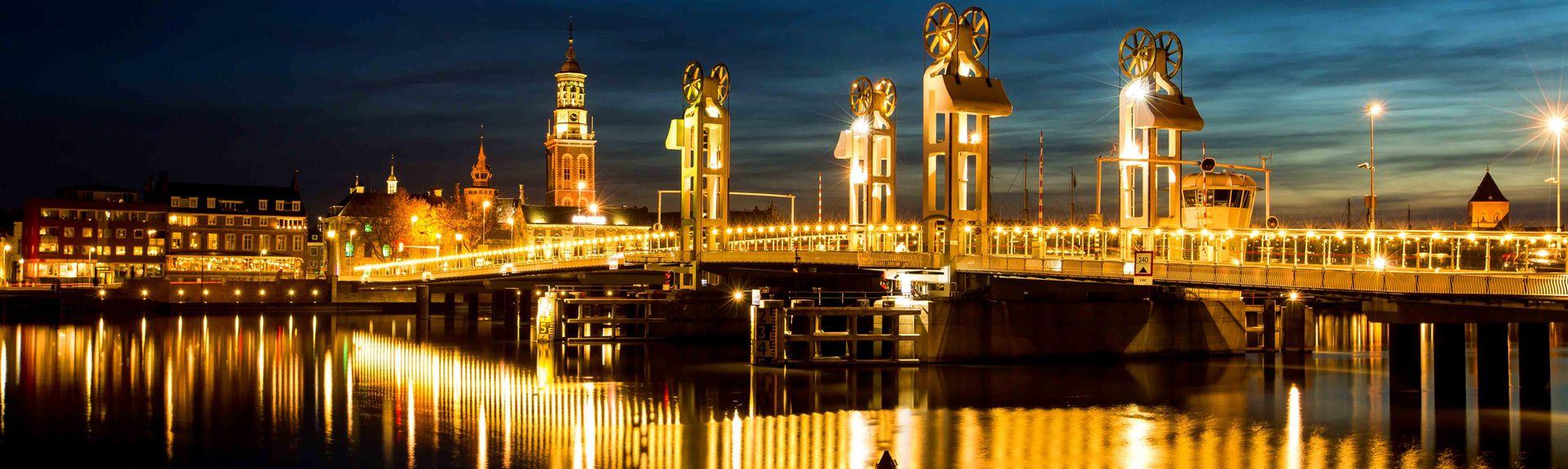 Zwolle, Overijssel, Pays-Bas