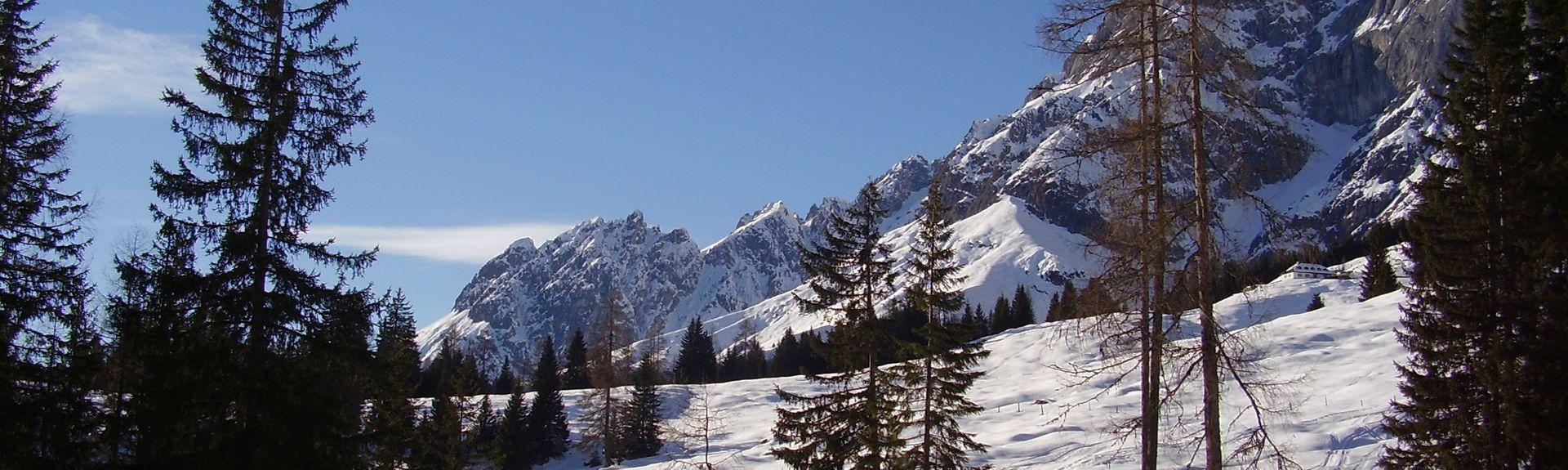 Tennen Mountains, Pfarrwerfen, Salzburg, Österreich
