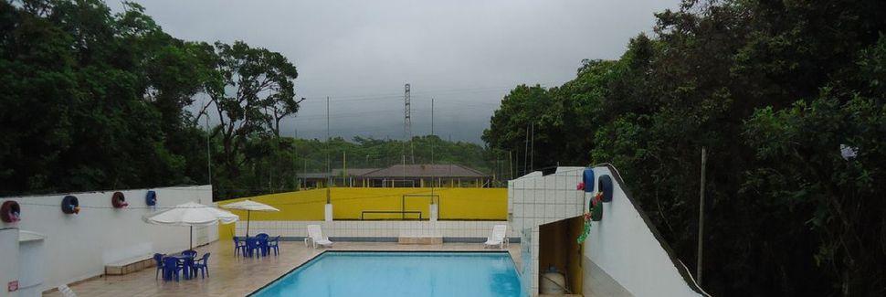 Litoral Sul de São Paulo, São Paulo, Brasilien