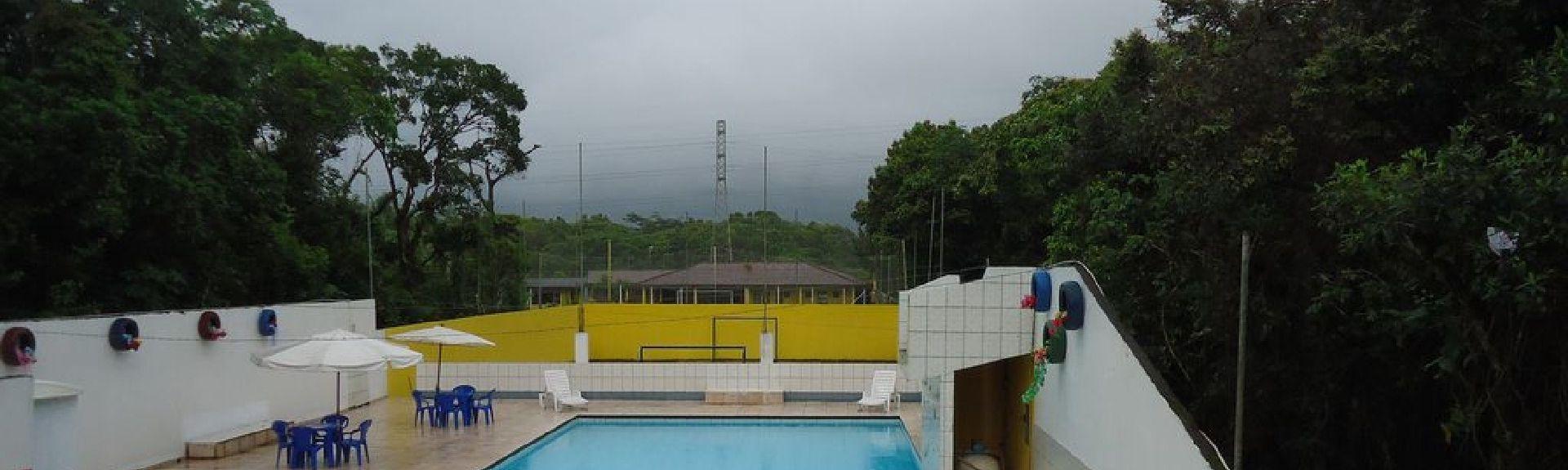 Litoral Sul de São Paulo, État de São Paulo, Brésil