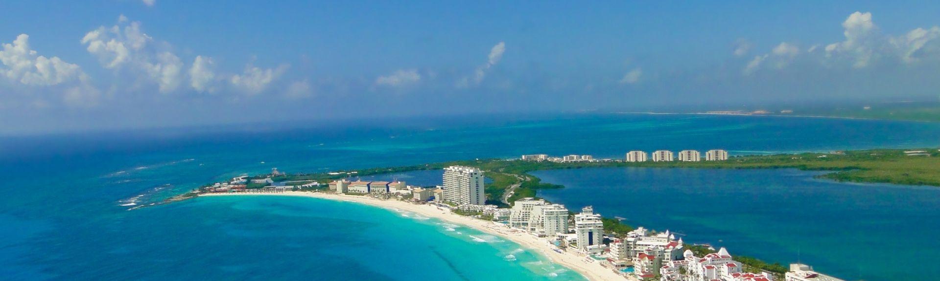 Villas Marlin (Cancun, Quintana Roo, México)