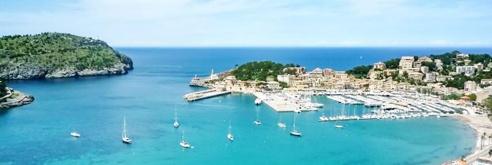 Andraitx, Balearerna, Spanien