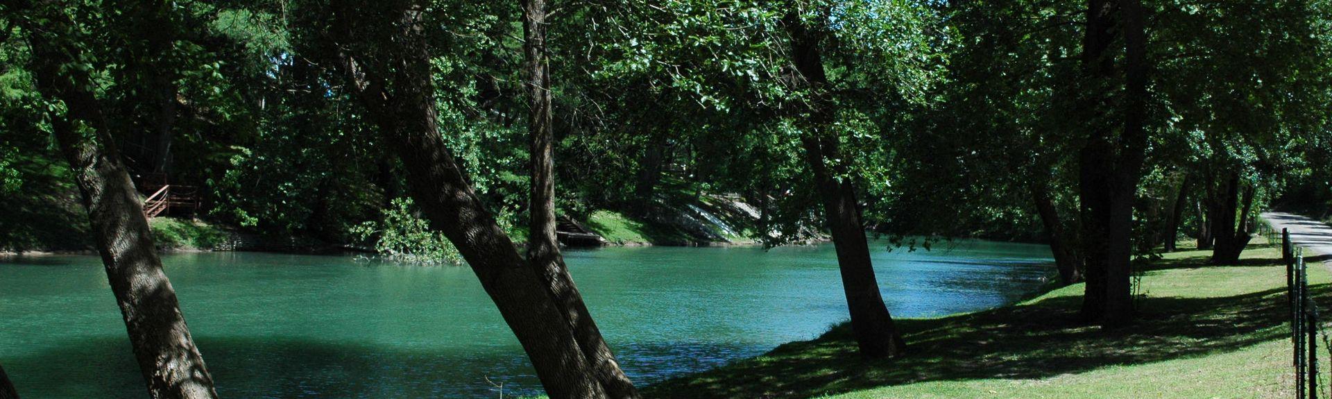 Rio Vista Park, San Marcos, TX, USA