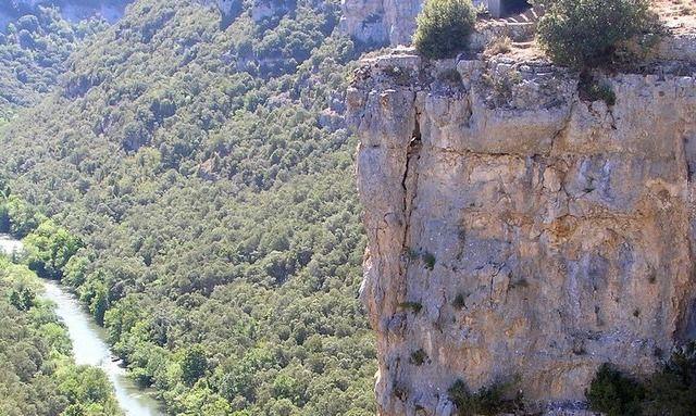 Valle de Tobalina, Burgos, Spain