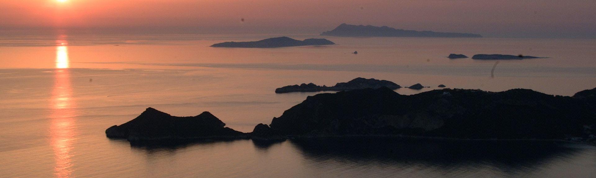 Velonades, Administração Descentralizada do Peloponeso, Grécia Ocidental e Ilhas Jónicas, Grécia