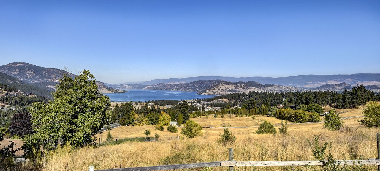 The Okanagan, British Columbia, CA