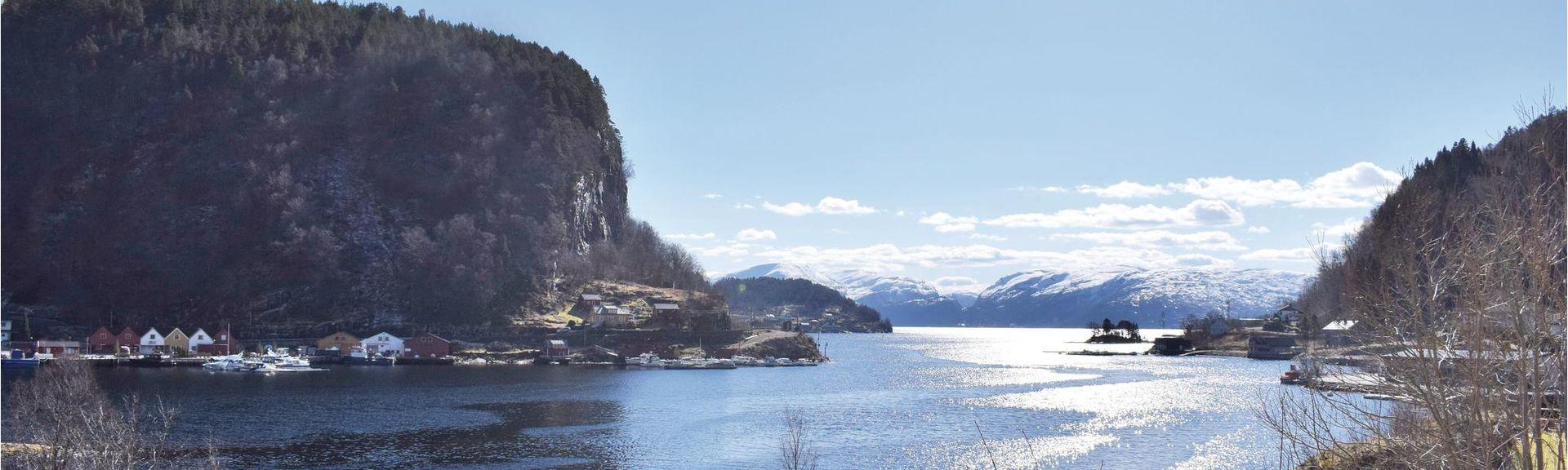 Eivindvik, Norway