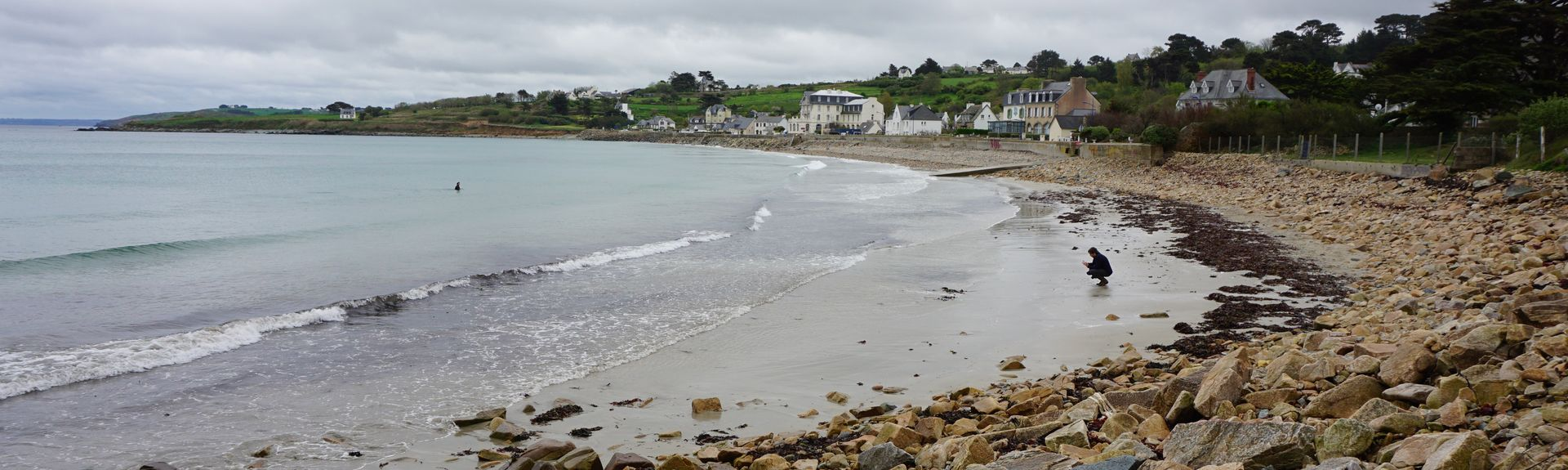 Sizun, Brittany, France