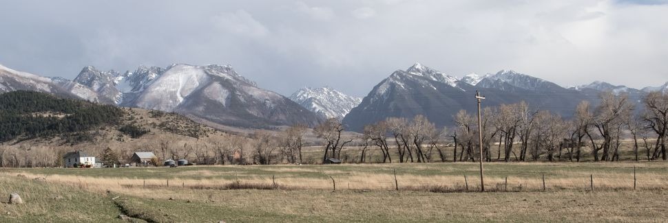 Paradise Valley, MT, USA