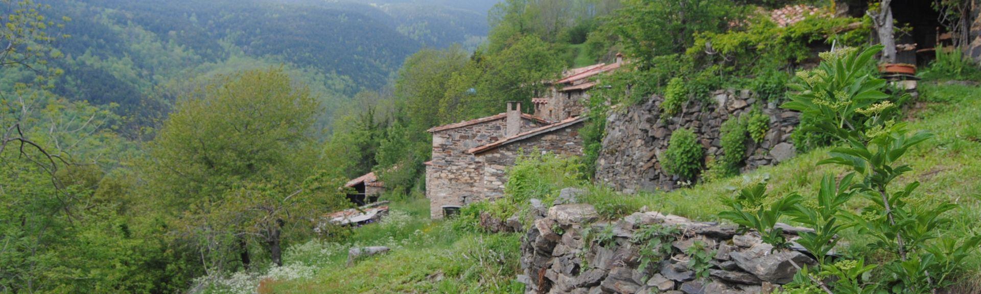 Serrat, Girona, Spain