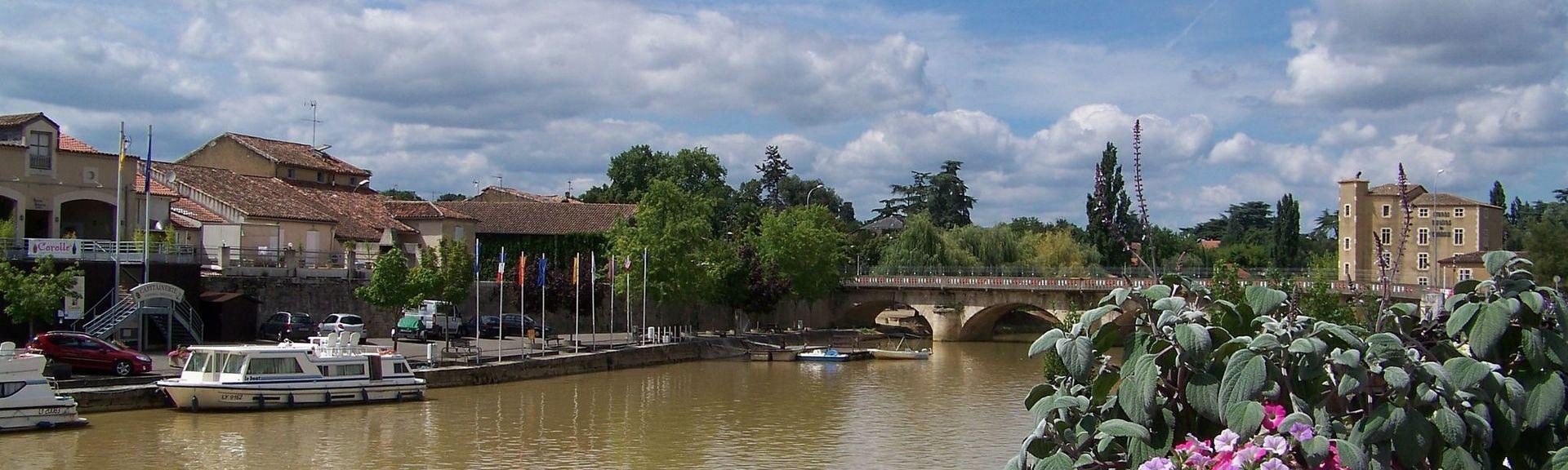 Beauziac, France