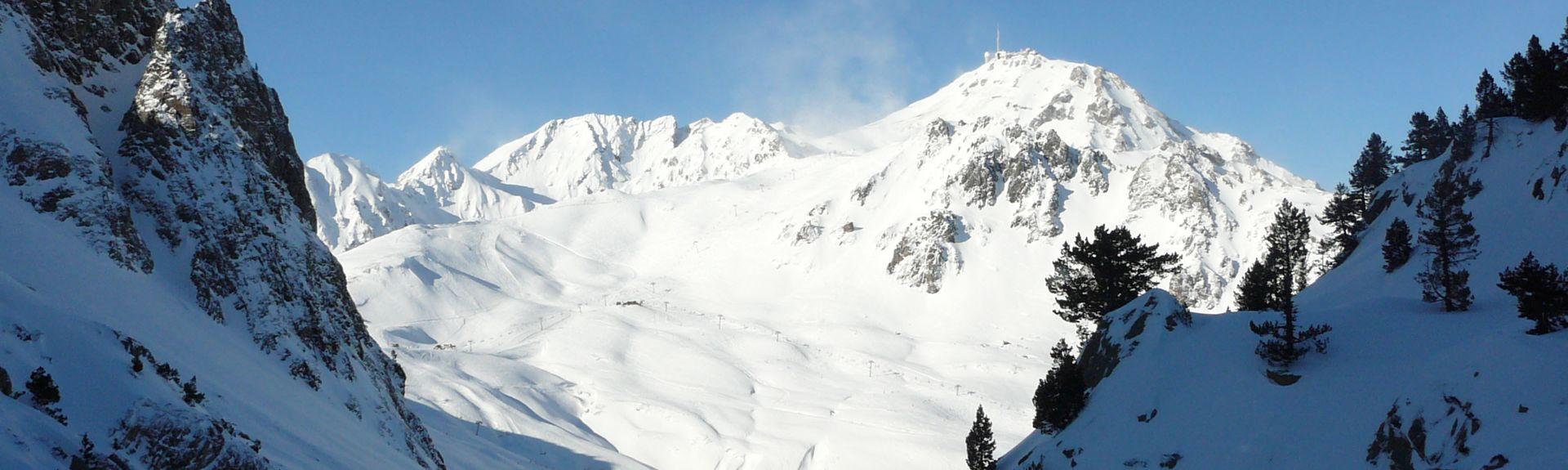 Gazost, Hautes-Pyrenees, Frankrike