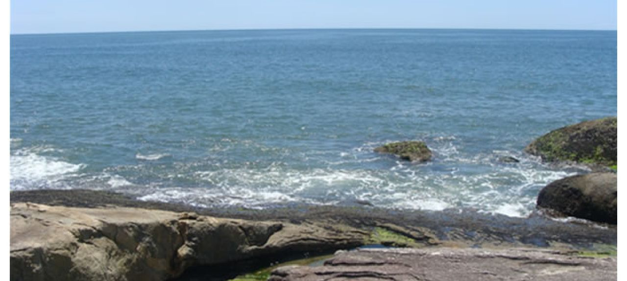Caioba Beach, Matinhos, State of Paraná, Brazil