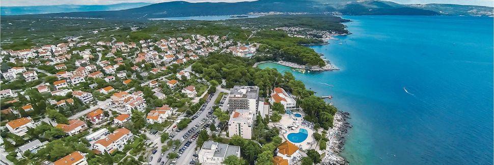 Njivice, Primorje-Gorski Kotar, Kroatien