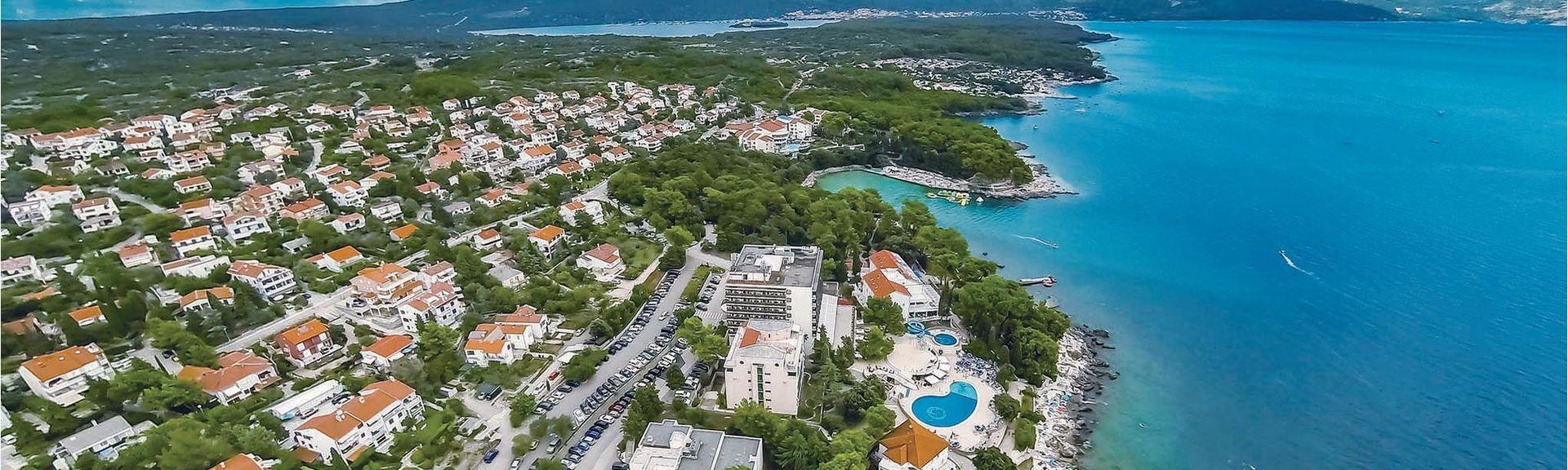 Garica, Vrbnik, Primorje-Gorski Kotar, Croatia
