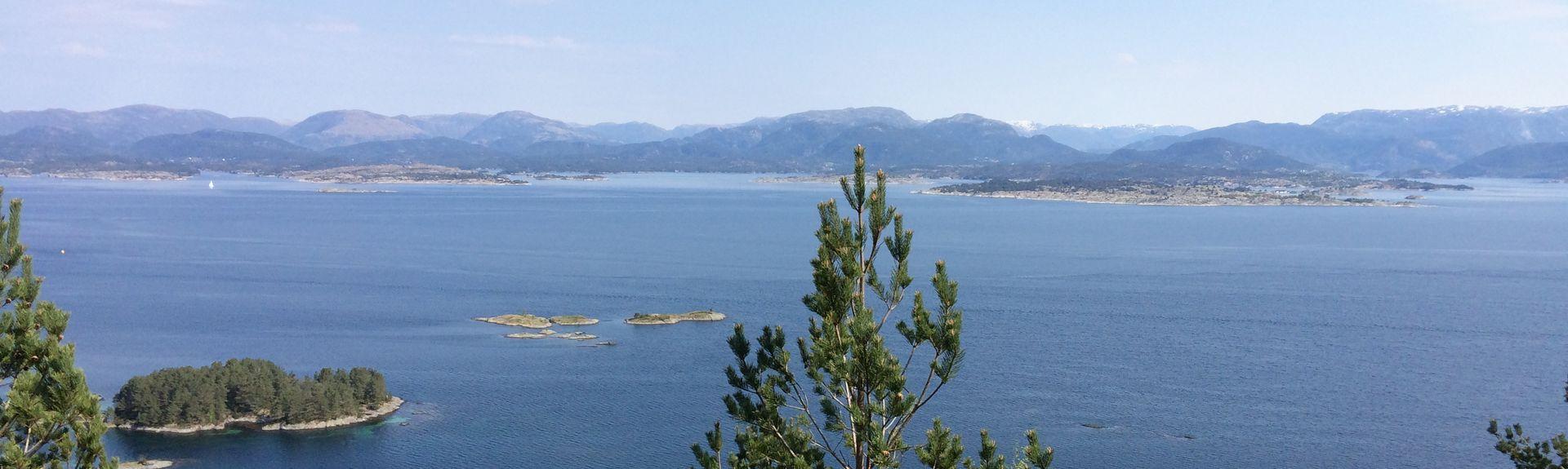 Bøvågen, Norway