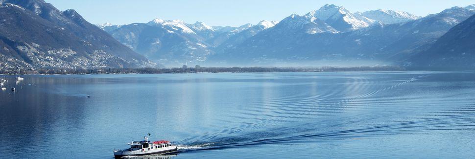 Ascona, Kanton Ticino, Schweiz