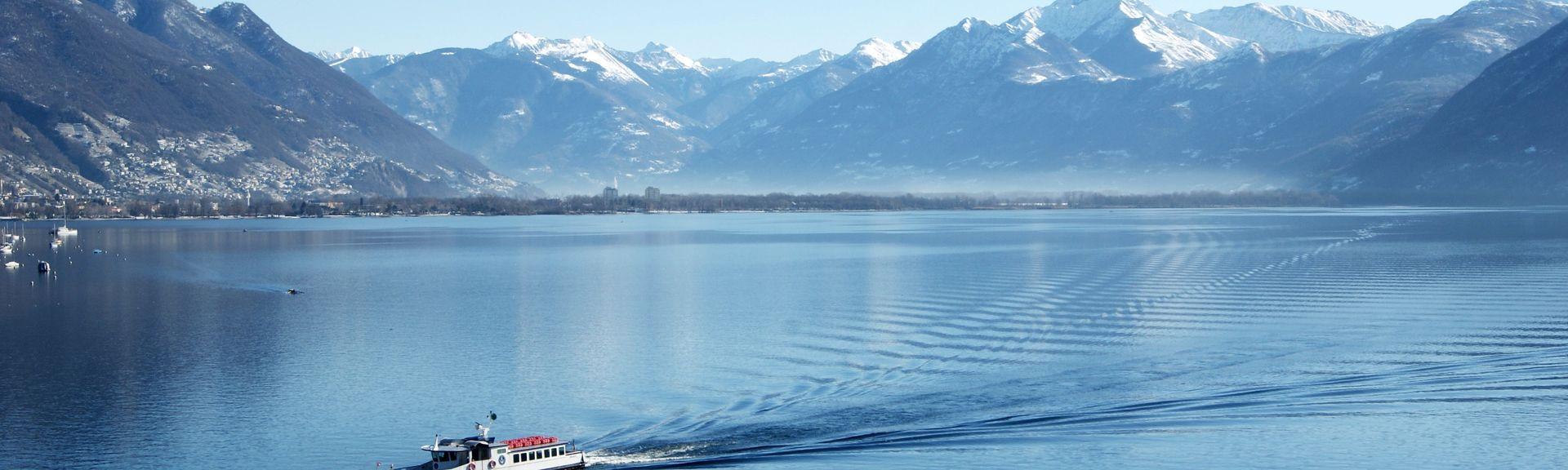 Ascona, Cantón de Ticino, Suiza