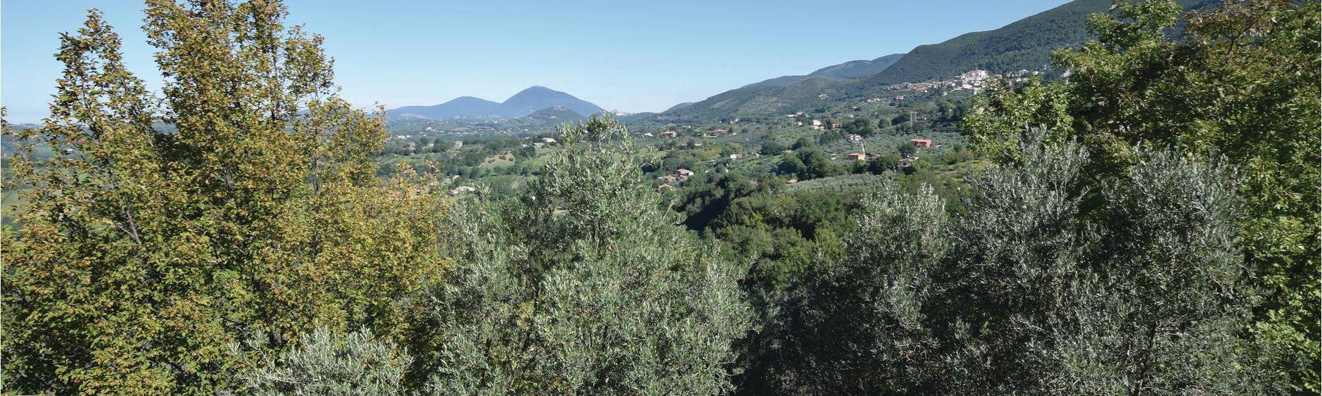 Poggio San Lorenzo, Rieti, Lazio, Italy